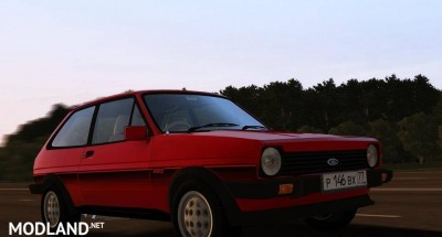 1981 Ford Fiesta XR2 MK1 [1.5.8], 1 photo